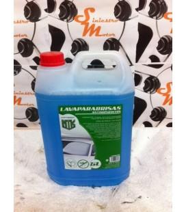 Lavaparabrisas 5L antimosquitos