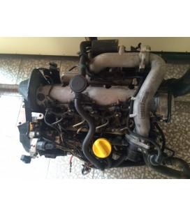 Renault Megane II 02-07 Motor 1.9 dci 120cv F9QB800