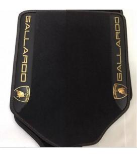 Lamborghini Gallardo alfombras especificas